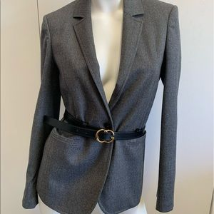 GUCCI BLAZER WITH BELT SIZE 40 #RRR